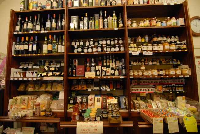 vinegars, wines, and preserves.